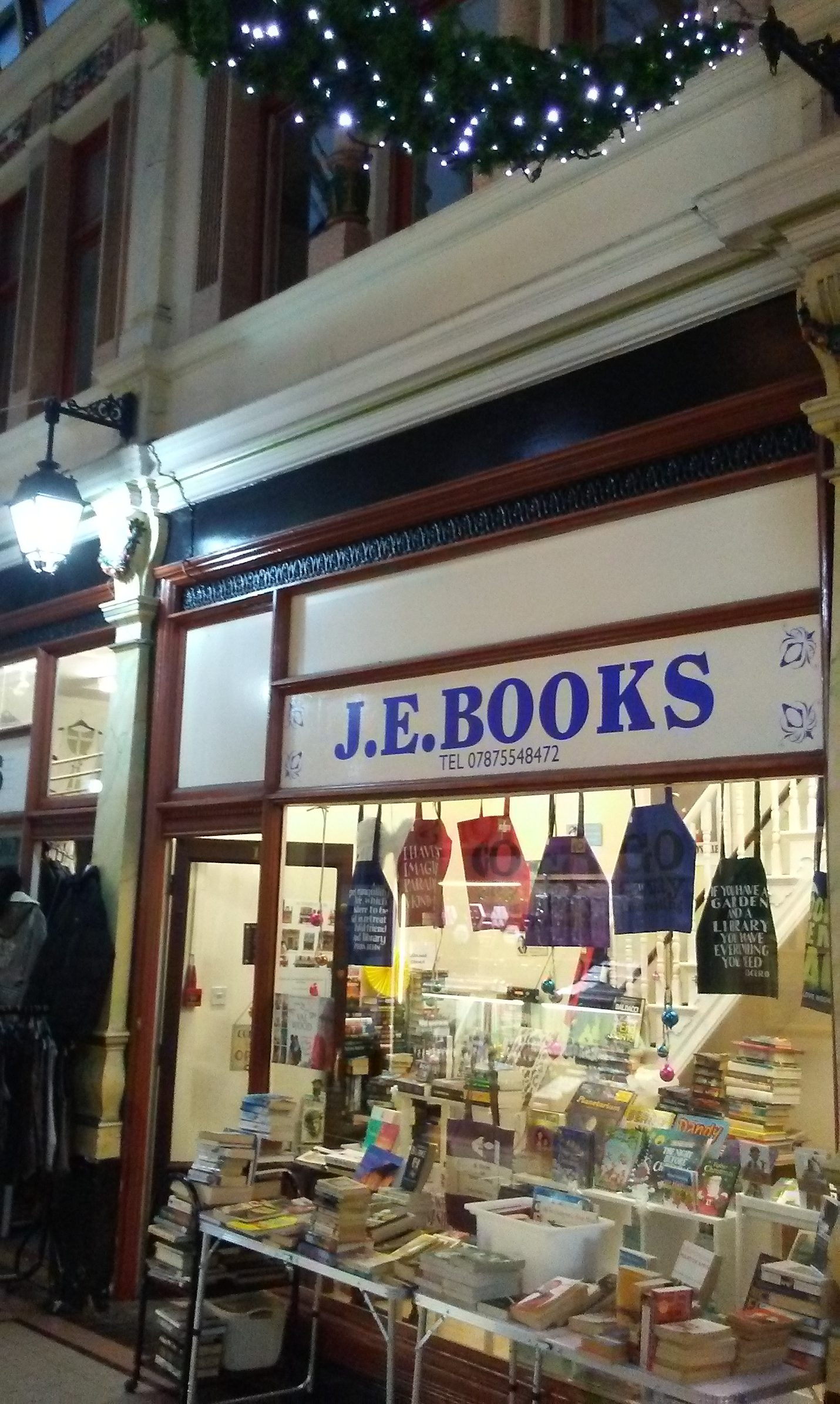 J. E. Books